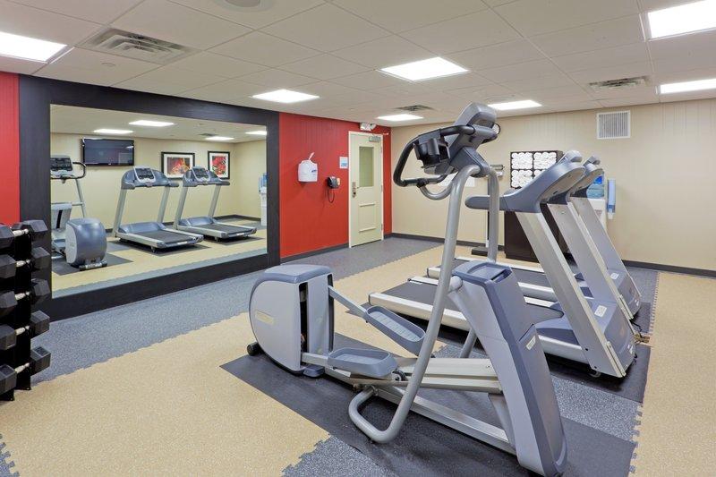 Holiday Inn Express Neptune-Fitness Center<br/>Image from Leonardo
