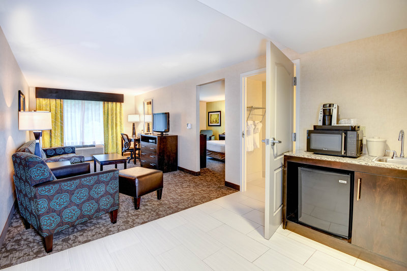 Holiday Inn Express Neptune-Accessible King Suite Living Room<br/>Image from Leonardo