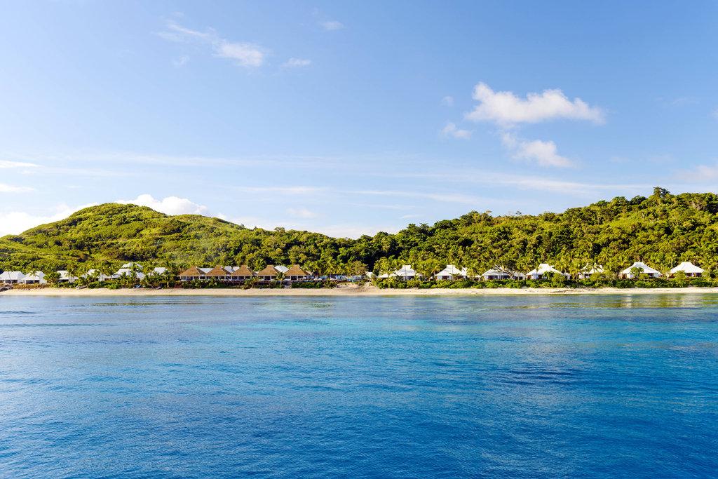 Sheraton Resort and Spa Tokoriki Island-Aerial View<br/>Image from Leonardo