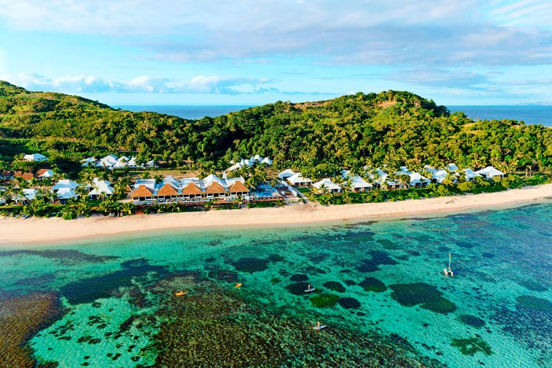 Musket Cove Island Resort-Watersports Paradise<br/>Image from Leonardo