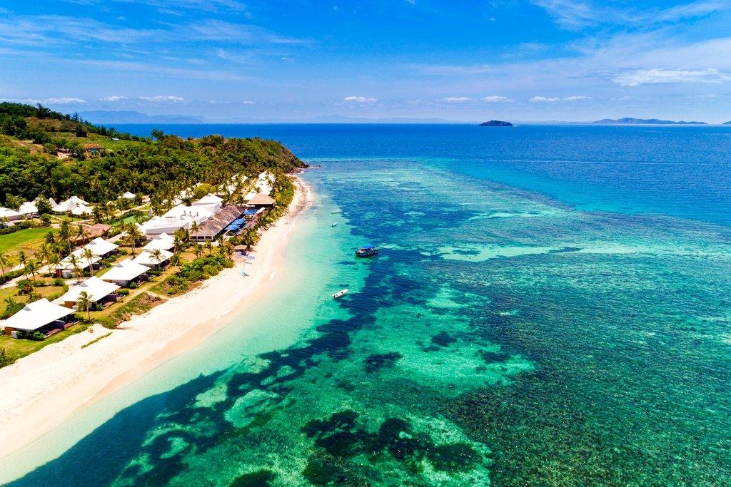 Sheraton Resort and Spa Tokoriki Island-Exterior<br/>Image from Leonardo