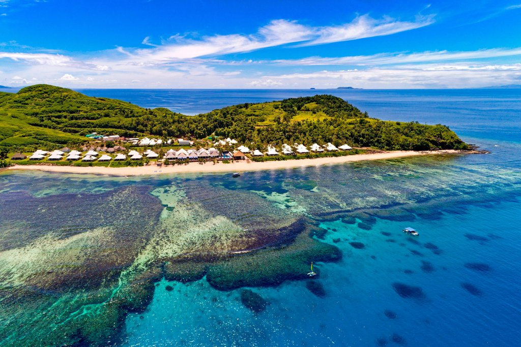 Musket Cove Island Resort-Exterior<br/>Image from Leonardo