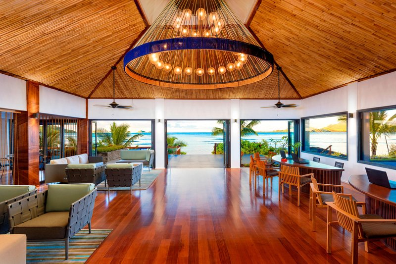 Musket Cove Island Resort-Lobby<br/>Image from Leonardo