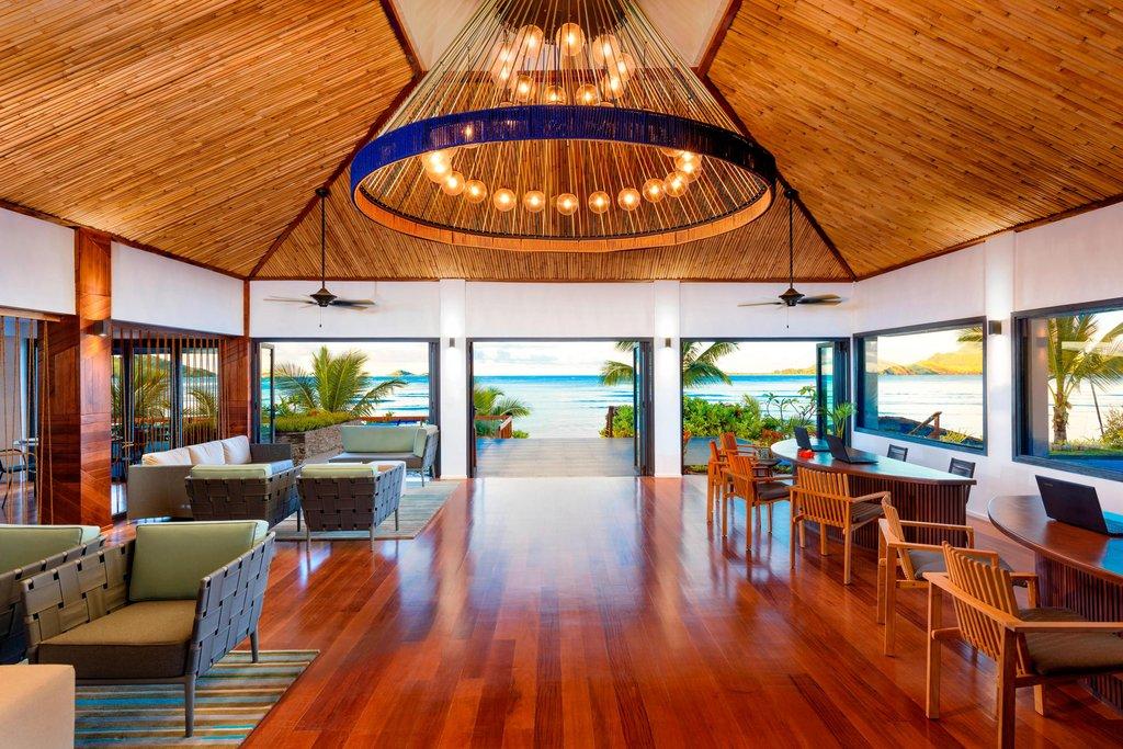 Musket Cove Island Resort-Lobby<br/>Image from Leonardo