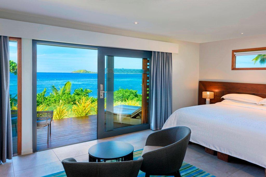 Sheraton Resort and Spa Tokoriki Island-Beachfront Room<br/>Image from Leonardo