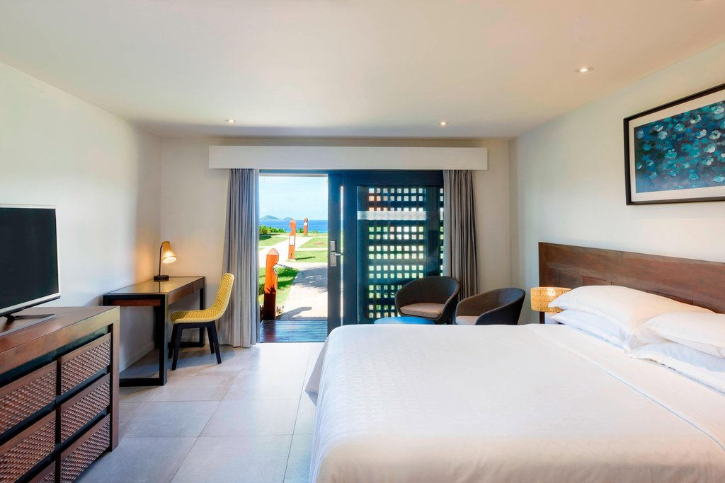 Sheraton Resort and Spa Tokoriki Island-Ocean View Room<br/>Image from Leonardo