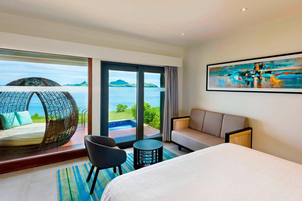 Sheraton Resort and Spa Tokoriki Island-Tokoriki Beachfront Retreat<br/>Image from Leonardo