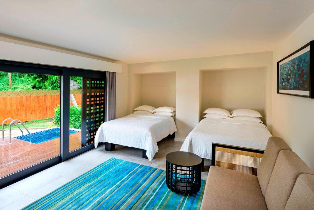 Sheraton Resort and Spa Tokoriki Island-Island Family Suite with Plunge Pool<br/>Image from Leonardo
