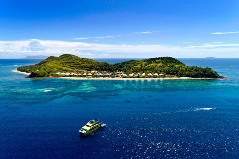 Musket Cove Island Resort-Daily Ferry Transfers<br/>Image from Leonardo