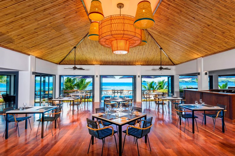 Musket Cove Island Resort-Waitui House Restaurant<br/>Image from Leonardo