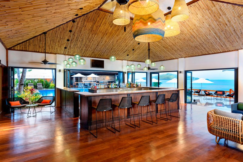 Musket Cove Island Resort-Sala Bar<br/>Image from Leonardo
