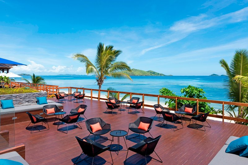 Musket Cove Island Resort-Sala Bar Deck<br/>Image from Leonardo