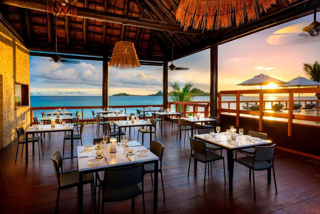 Musket Cove Island Resort-The Reef Bistro<br/>Image from Leonardo
