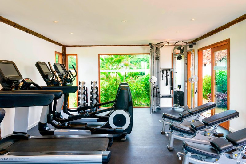 Musket Cove Island Resort-Sheraton Fitness<br/>Image from Leonardo