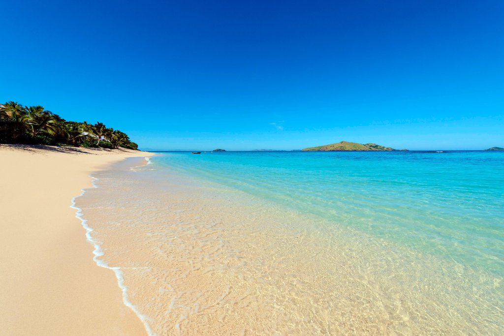 Musket Cove Island Resort-Beach<br/>Image from Leonardo