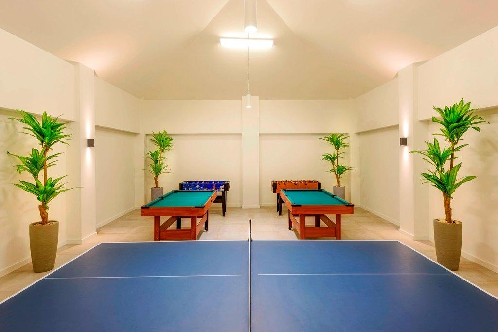 Sheraton Resort and Spa Tokoriki Island-Games Room<br/>Image from Leonardo