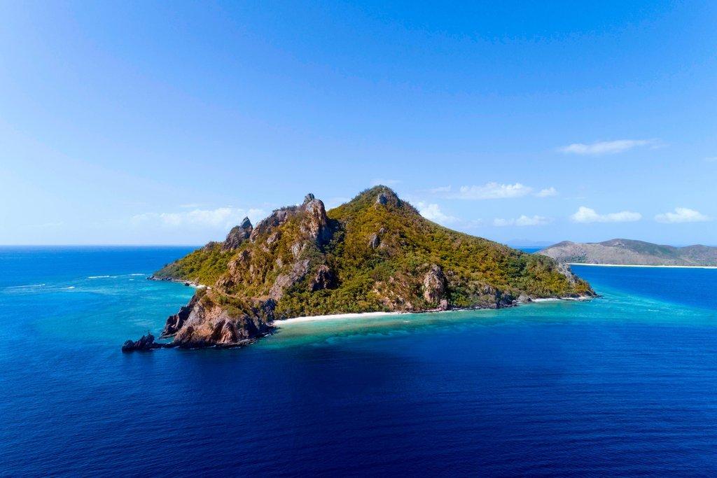 Musket Cove Island Resort-Mondriki Island<br/>Image from Leonardo