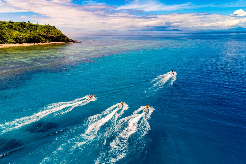 Musket Cove Island Resort-Jetski Safari<br/>Image from Leonardo