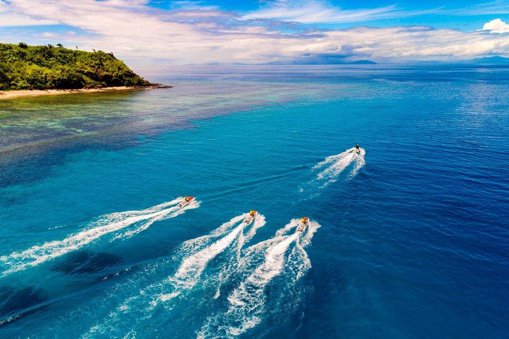 Musket Cove Island Resort-Jet Skiing Tour<br/>Image from Leonardo