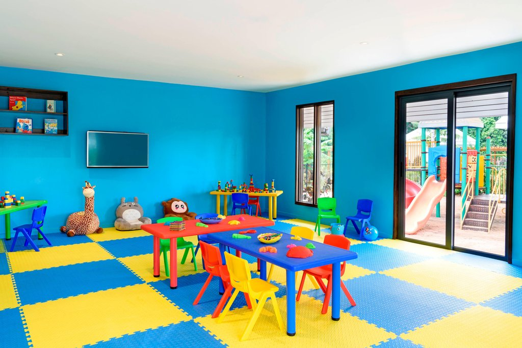 Sheraton Resort and Spa Tokoriki Island-Lailai Kids Club<br/>Image from Leonardo