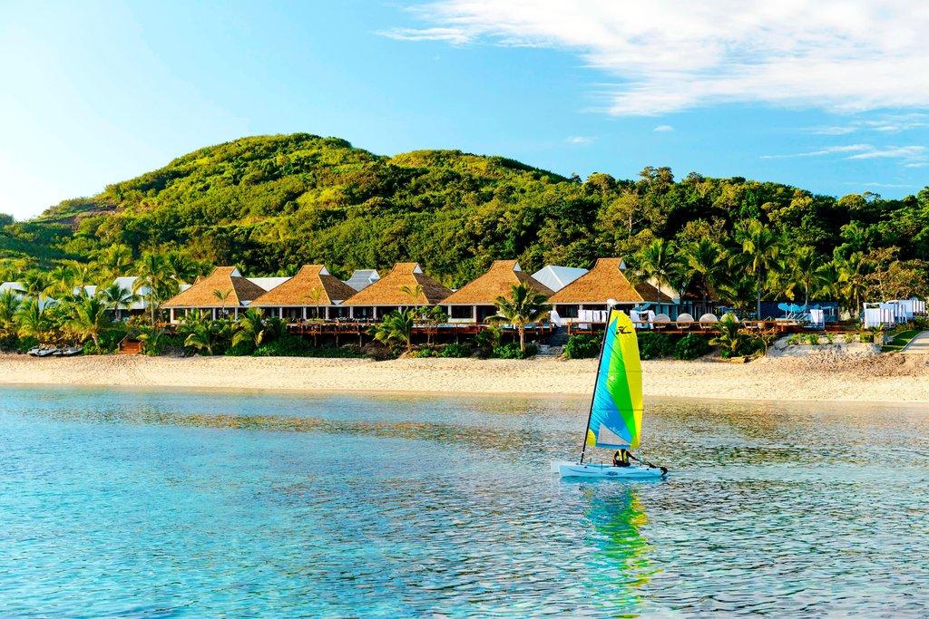 Sheraton Resort and Spa Tokoriki Island-Watersports<br/>Image from Leonardo
