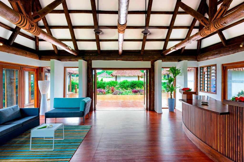 Musket Cove Island Resort-Tokoriki Retreat Spa Lobby<br/>Image from Leonardo