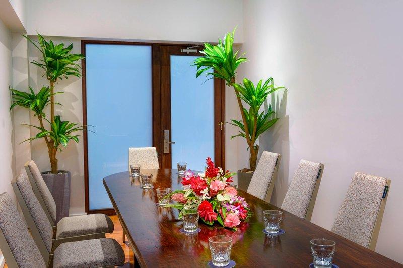 Sheraton Resort and Spa Tokoriki Island-Seahorse Boardroom<br/>Image from Leonardo
