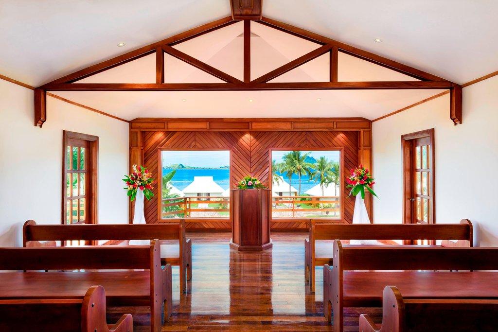 Sheraton Resort and Spa Tokoriki Island-Wedding Chapel<br/>Image from Leonardo