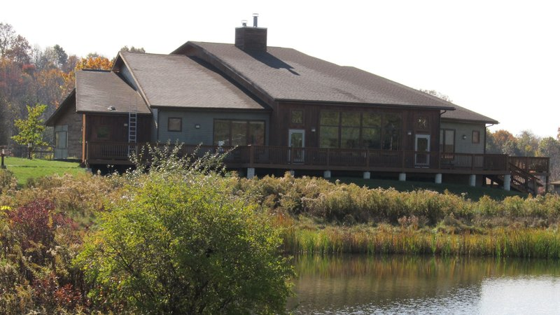 Holiday Inn Elmira - Riverview-Tanglewood Nature Center, Elmira NY<br/>Image from Leonardo