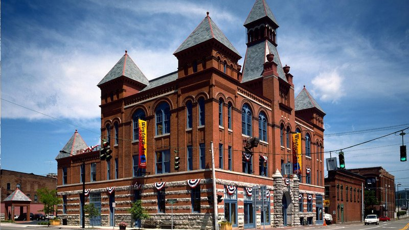 Holiday Inn Elmira - Riverview-Rockwell Museum, Corning - A short drive to Smithsonian affiliate<br/>Image from Leonardo