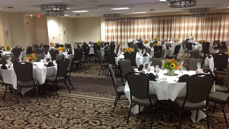 Holiday Inn Elmira - Riverview-Elmira Banquet Room with seating up to 400<br/>Image from Leonardo