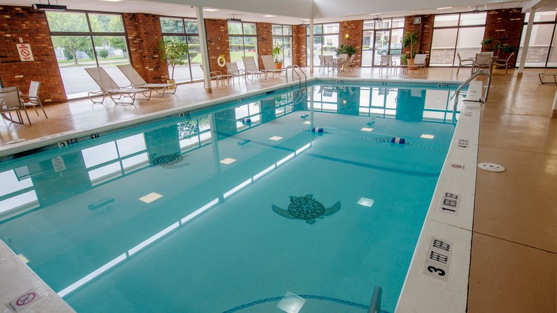 Holiday Inn Elmira - Riverview-The largest Heated Indoor Pool in the area!<br/>Image from Leonardo