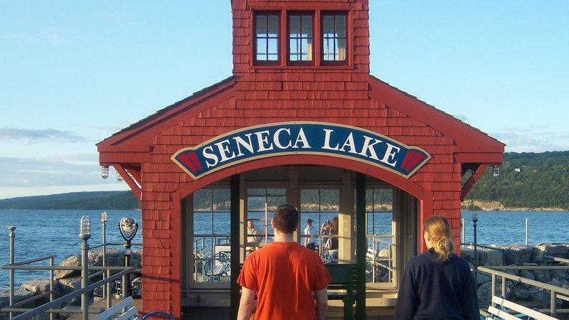 Holiday Inn Elmira - Riverview-Seneca Lake, Watkins Glen<br/>Image from Leonardo
