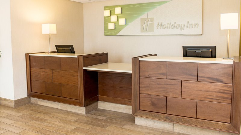 Holiday Inn Elmira - Riverview-Holiday Inn Elmira is ready to welcome you at our Front Desk<br/>Image from Leonardo