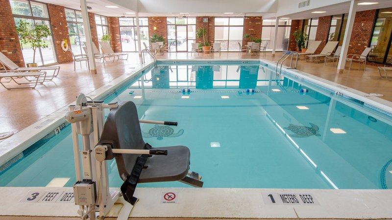 Holiday Inn Elmira - Riverview-Swimming Pool<br/>Image from Leonardo