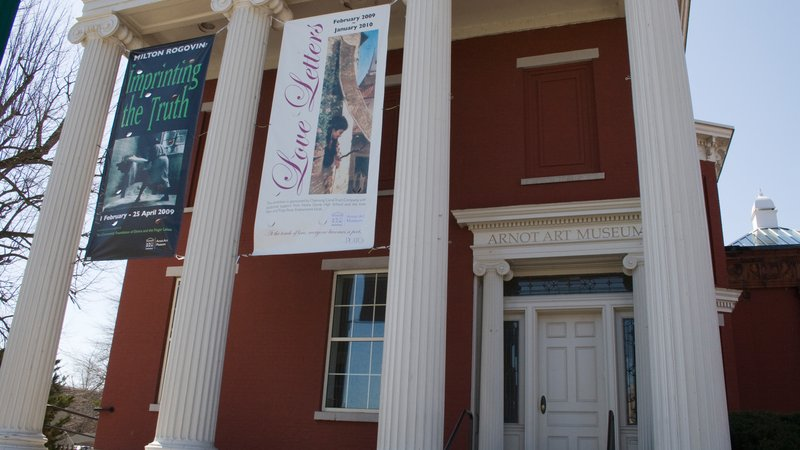 Holiday Inn Elmira - Riverview-Just block from our facility you will find the Arnot Art Museum<br/>Image from Leonardo