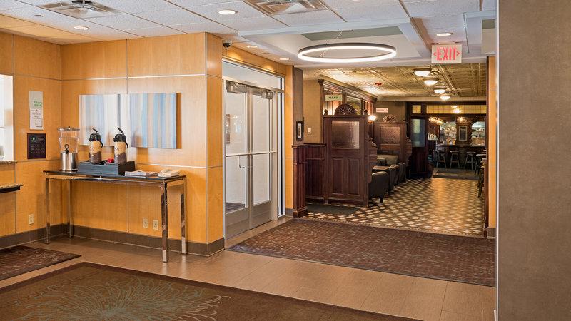 Holiday Inn St. Paul Downtown-Enjoy complimentary hot coffee!<br/>Image from Leonardo