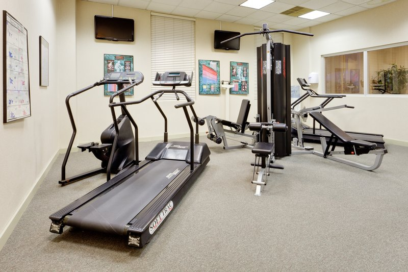 Holiday Inn Utica-Workout at your leisure in our fitness center<br/>Image from Leonardo