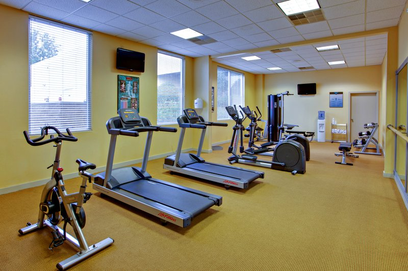 Holiday Inn Utica-Work at Mohawk Valley Health Services?  Don't forget our gym!<br/>Image from Leonardo