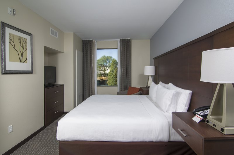 Staybridge Suites Carlsbad - San Diego-Spacious King Suite with fridge/full kitchen/ flat-screen tv <br/>Image from Leonardo