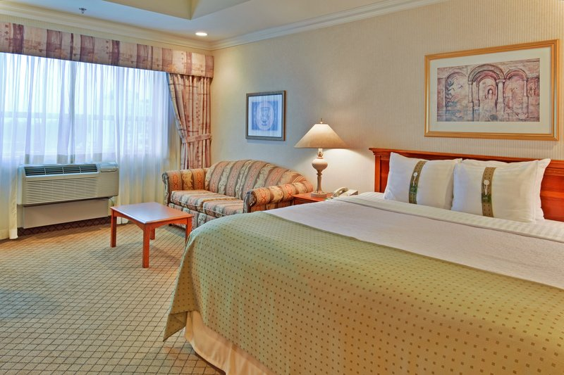 Holiday Inn Hotel & Suites Oakville @ Bronte-Deluxe King Bed Guestroom<br/>Image from Leonardo