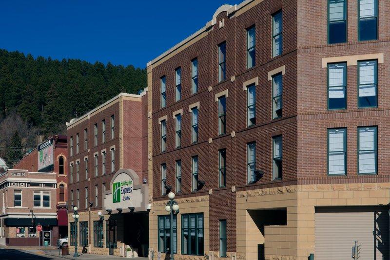 Holiday Inn Express & Suites Deadwood - Gold Dust Casino-Deadwood South Dakota Hotel - Holiday Inn Express & Suites<br/>Image from Leonardo