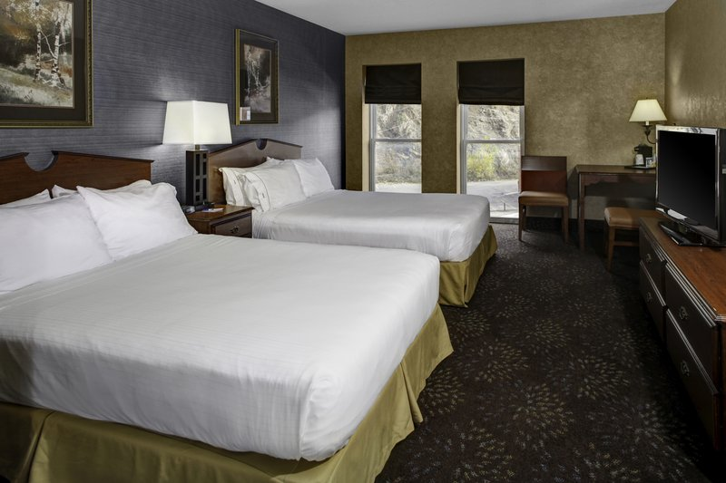 Holiday Inn Express & Suites Deadwood - Gold Dust Casino-Two Queen Bed Guest Room at Holiday Inn Express & Suites-Deadwood<br/>Image from Leonardo