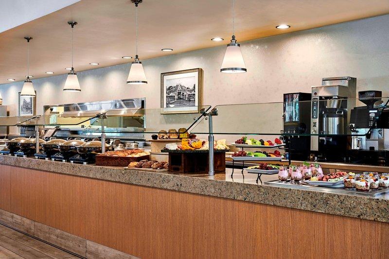 Sheraton Park Hotel-Savor at 1855 Breakfast Buffet<br/>Image from Leonardo