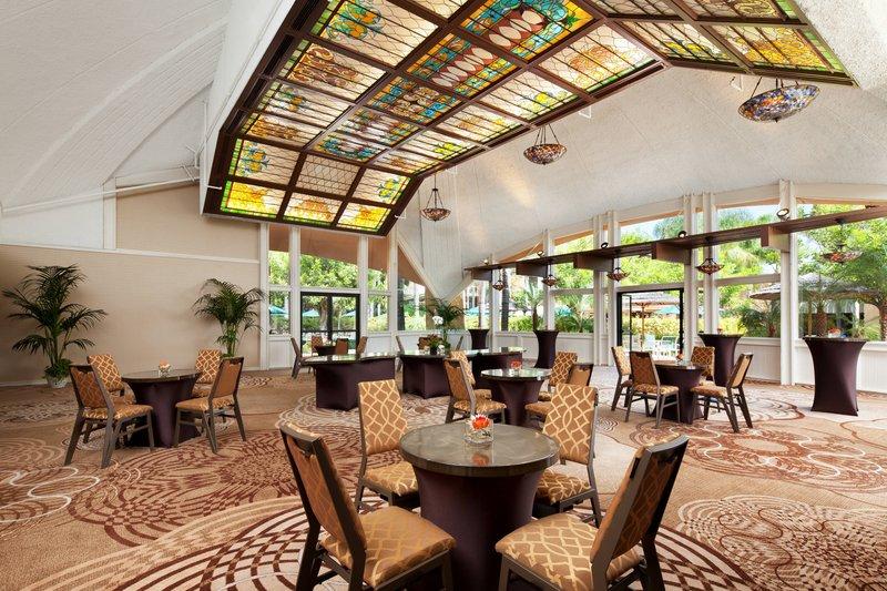 Sheraton Park Hotel-Indoor/Outdoor Function Space<br/>Image from Leonardo