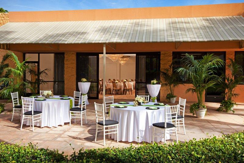 Sheraton Park Hotel-Garden Room - Patio<br/>Image from Leonardo