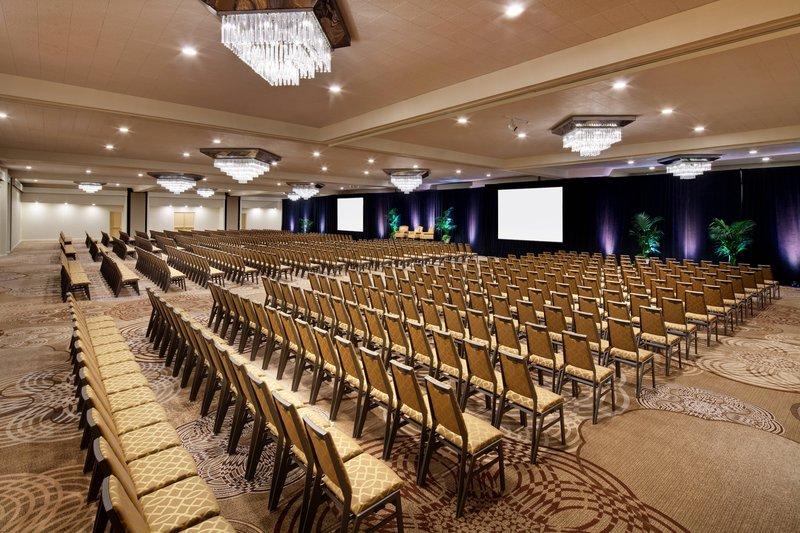 Sheraton Park Hotel-Park Plaza Ballroom - Theater Setup<br/>Image from Leonardo