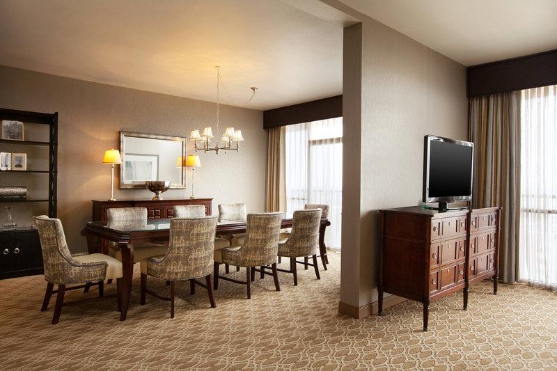 Sheraton Park Hotel-Suite - Dining Space<br/>Image from Leonardo