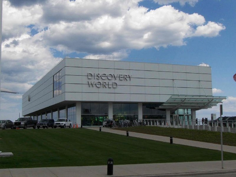 Crowne Plaza Milwaukee West-Discovery World- Milwaukee Attraction<br/>Image from Leonardo