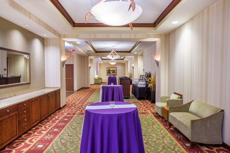 Crowne Plaza Milwaukee West-Pre-Function Area<br/>Image from Leonardo